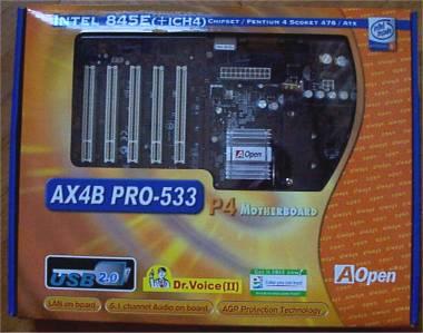 AOpen A4XB Pro-533