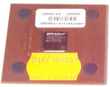 Test Athlon/AthlonXP platformi