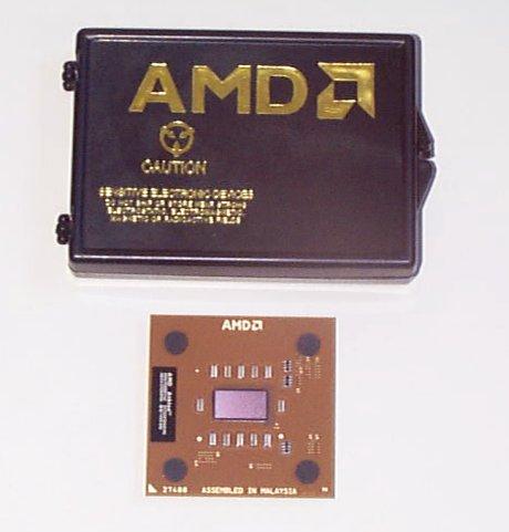 AthlonXP 3000+ (Barton)