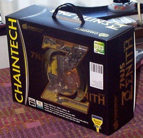 nForce2 obračun: Chaintech 7NJS Zenith vs. Abit NF7-S