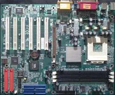 EPoX 8K3A+ KT333 ploča
