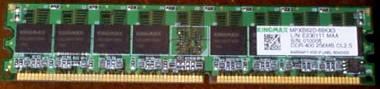 Usporedni test DDR333 memorija