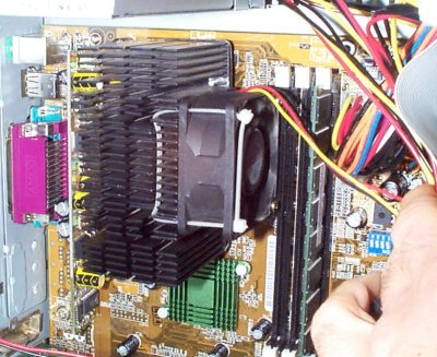 Preinaka Alphe P125 za Socket-A