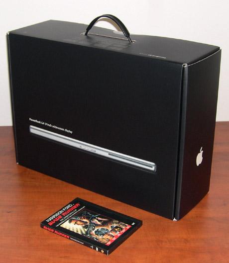 Apple PowerBook G4 17″ SuperDrive