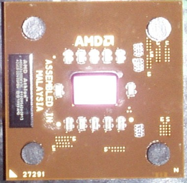 "AMD Athlon XP Thoroughbred 2400+ aka ""Nova nada"""