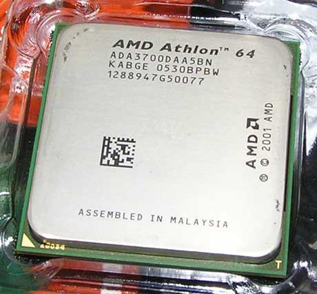Athlon 64 3700+ San Diego – trkač na duge staze