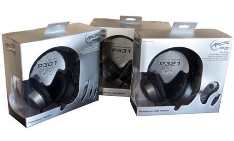 Arctic Sound P301, P321 i P531 ― Znalci o hlađenju znaju ponešto i akustici!
