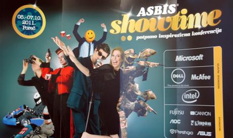 Asbis Showtime 2011
