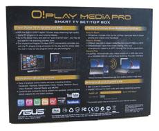 Asus O!Play Media Pro – svestrani TV set-top