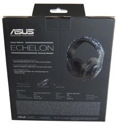 Asus Echelon Camo & Vulcan Pro test