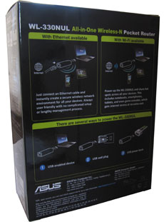 Asus WL330NUL – džepni WiFi router