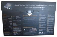 Asus Xonar Essence One – preko dva kilograma audiofilske zabave
