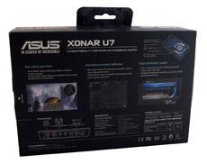 Asus Xonar U7 Echelon Edition test