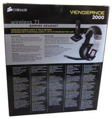 Corsair Vengeance 2000 – bez žice do dobrog zvuka