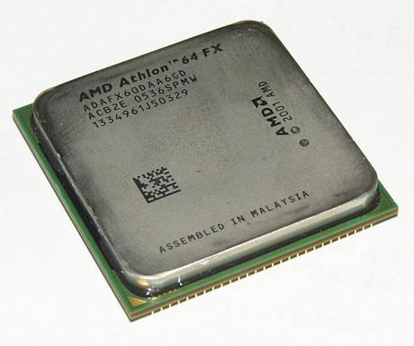 AMD Athlon 64 FX-60 – zvjer s dvije glave