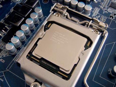 Subzero okršaj na koti 1156 – Core i5-650 i Core i3-530