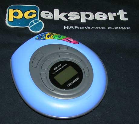 iRiver iMP-700 – plavi debeljko