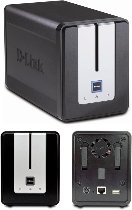 Just a bunch of NAS – D-Link, Promise, Seagate & Synology