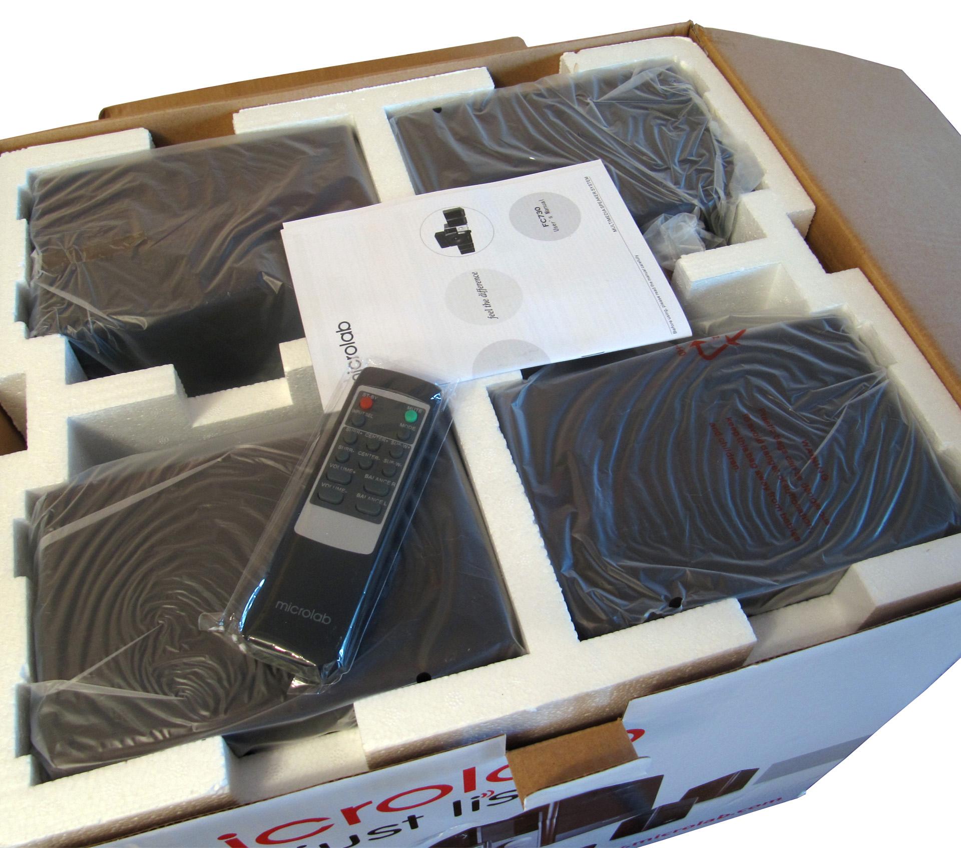 Prvi pogled – Microlab zvučnici