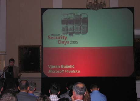 MS Security Days 2005
