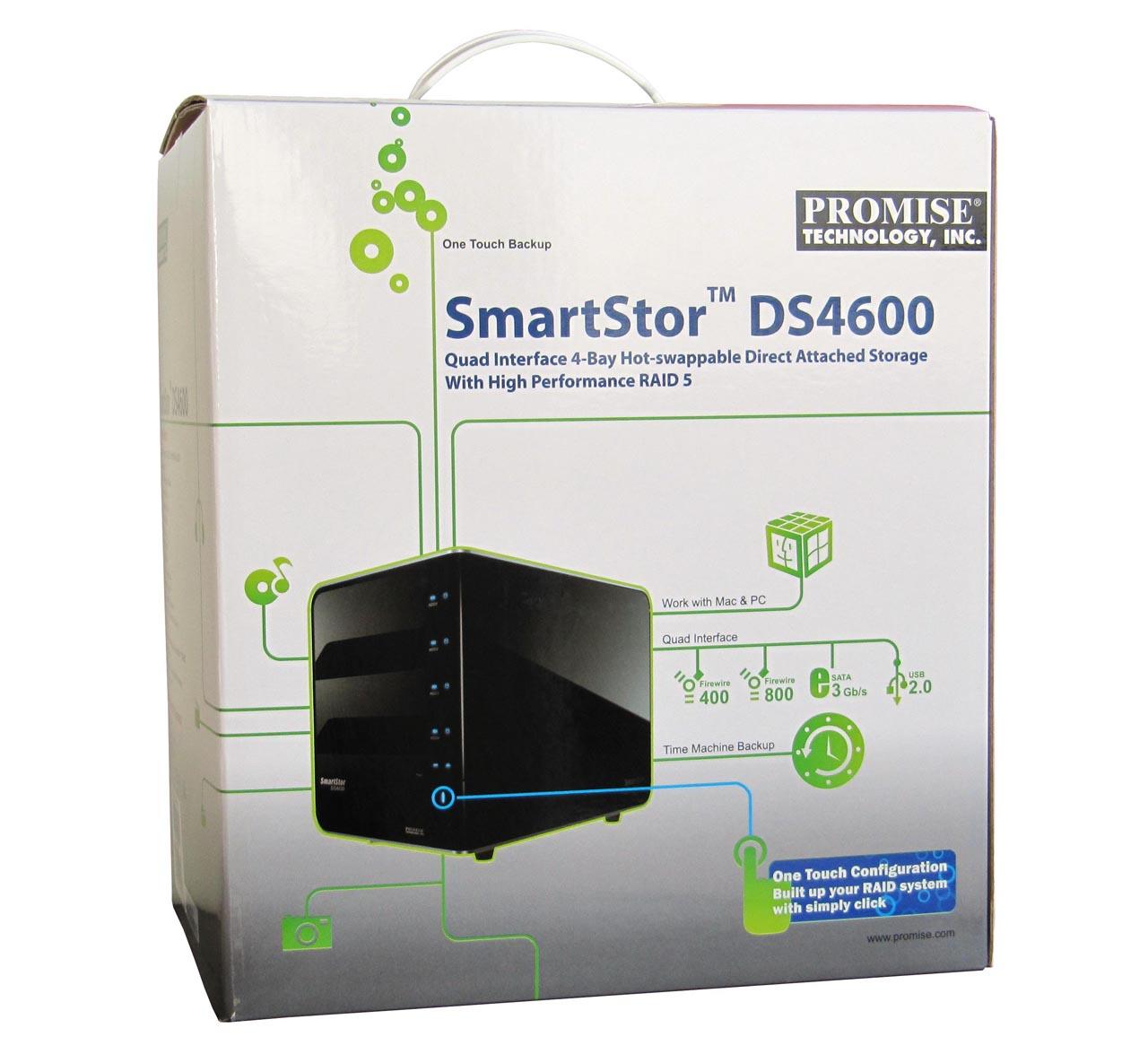 Promise SmartStor DS4600 – mistični DAS(a)