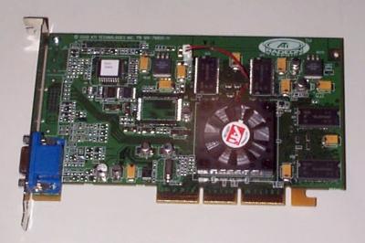 ATi Radeon DDR 32MB