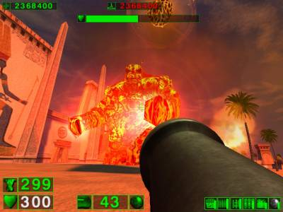 Croteam/Serious Sam legenda