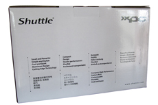 Shuttle XPC Barebone SH67H3 – Sandy Bridge HTPC