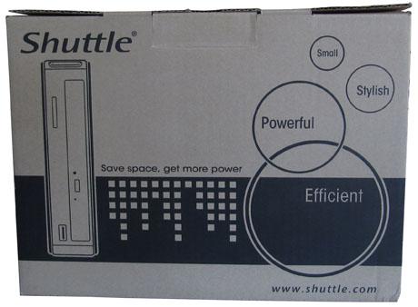 Shuttle XS35GTA V3 – maleno i tiho računalo