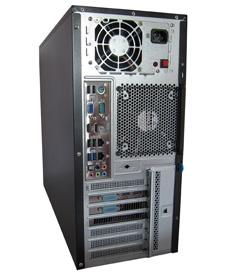 Supermicro X9SAE – stroj za igraonicu