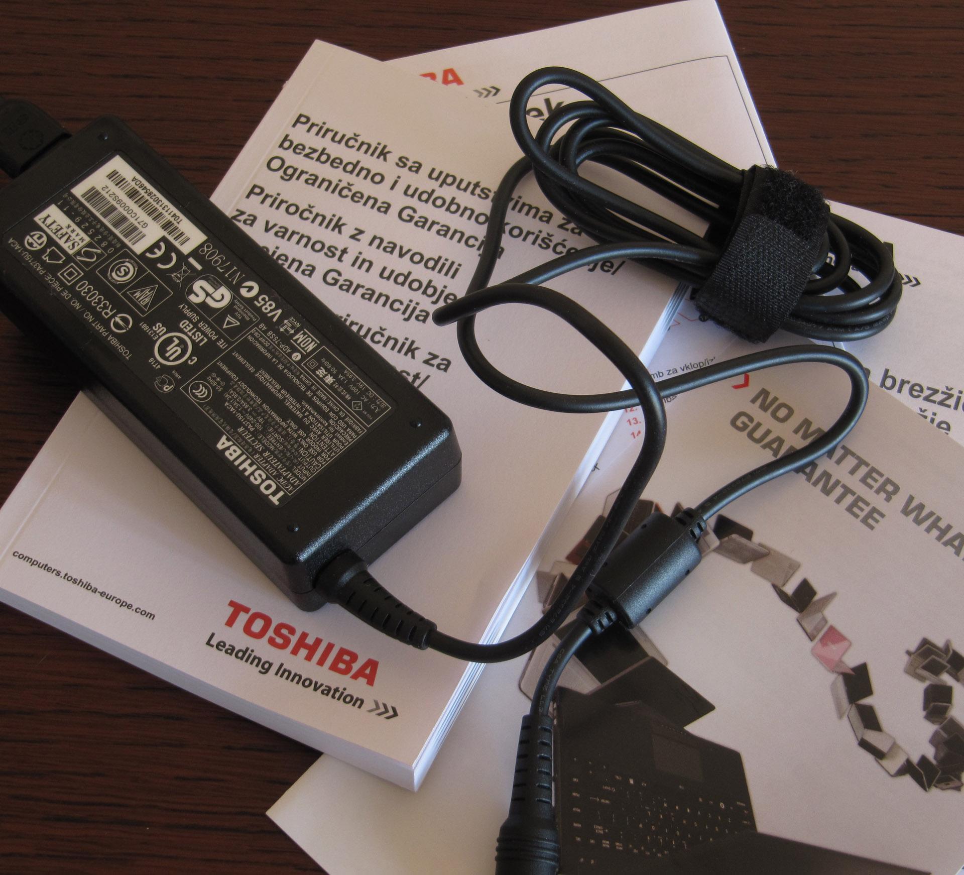 Toshiba Tecra R850 – magnezijski poslovnjak