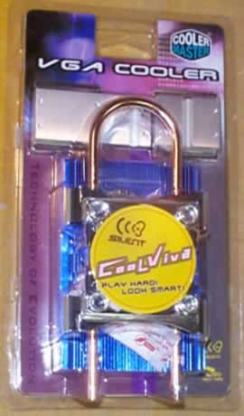 Cooler Master CoolViva VGA hladnjak