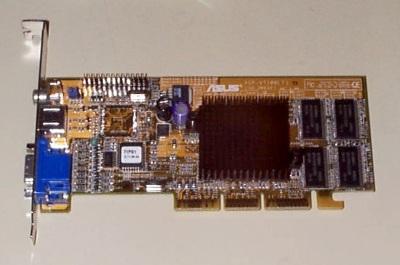 Usporedni test GeForce2 MX kartica