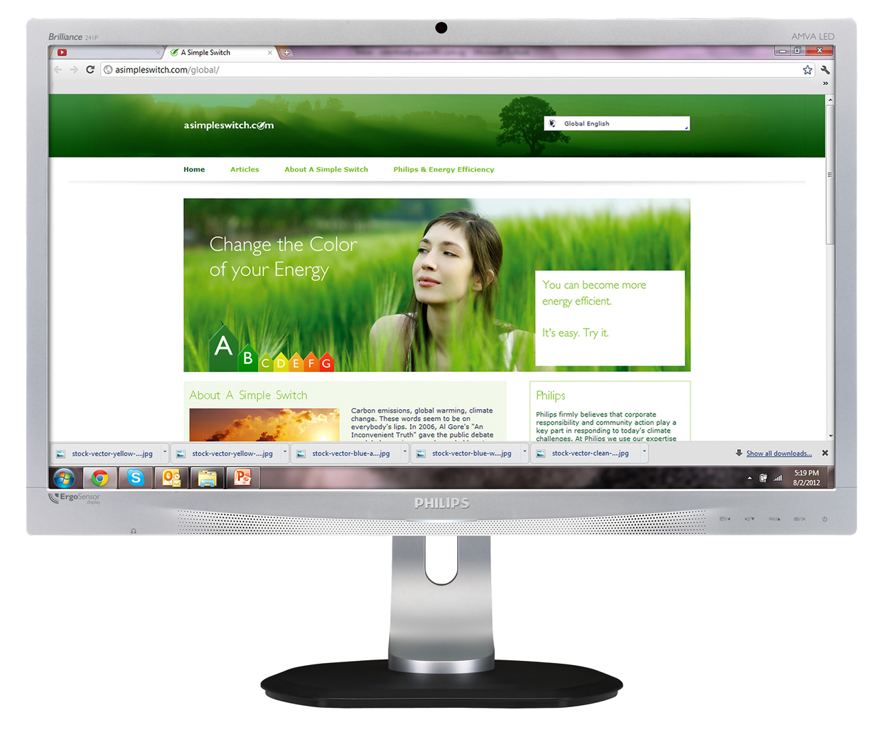 Novi Philipsovi monitori za poslovno okruženje