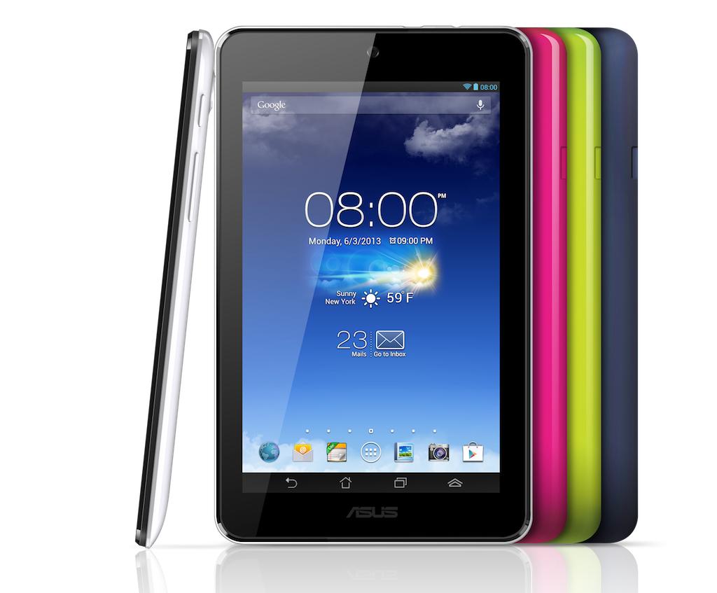 Asus najavljuje MeMO Pad HD 7 i MeMO Pad FHD 10 Tablete