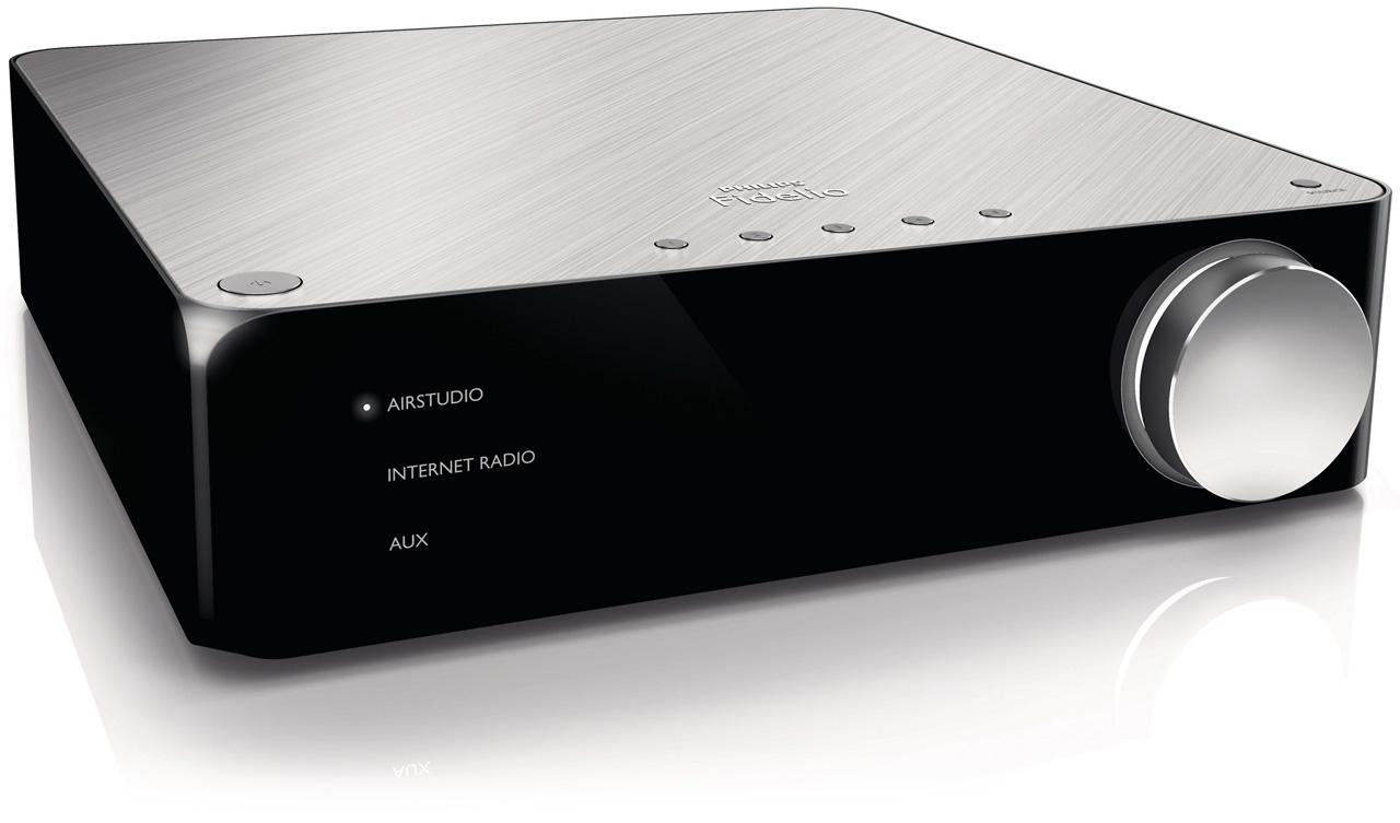 Philips dobio nove prinove u Fidelio bežičnoj HI-FI seriji uređaja