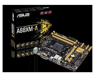 ASUS lansira prve matične ploče za AMD FM2+ APU-e