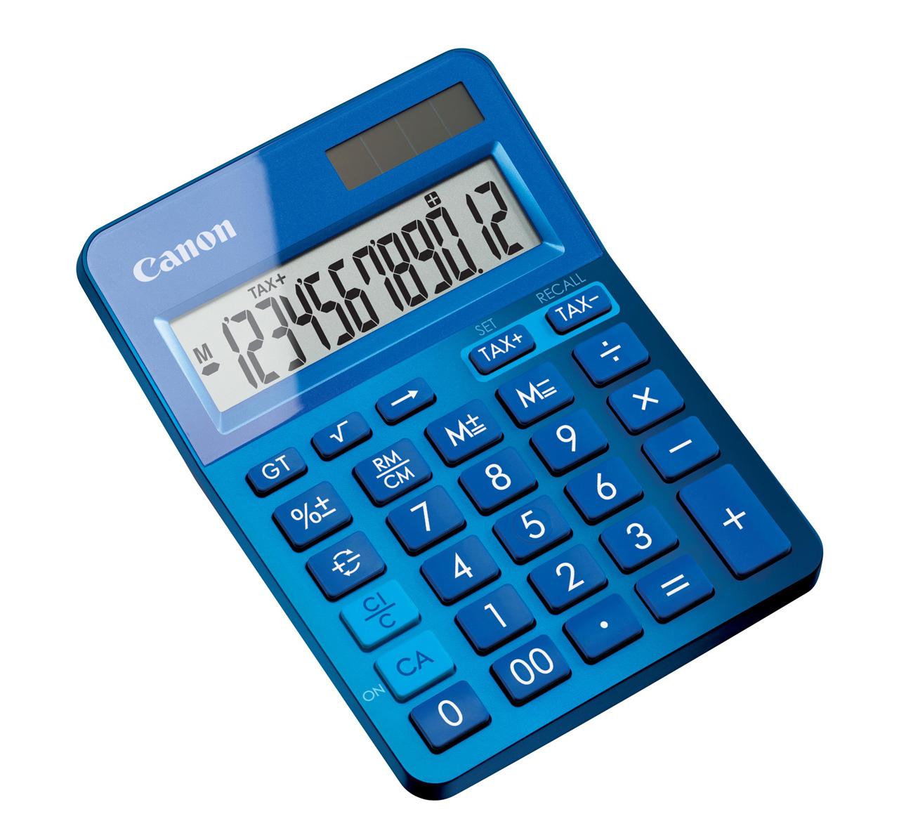 Nova serija K  Canonove ponude kalkulatora