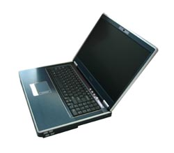 Eurocom i Athlon 64 X2 dual-core notebook