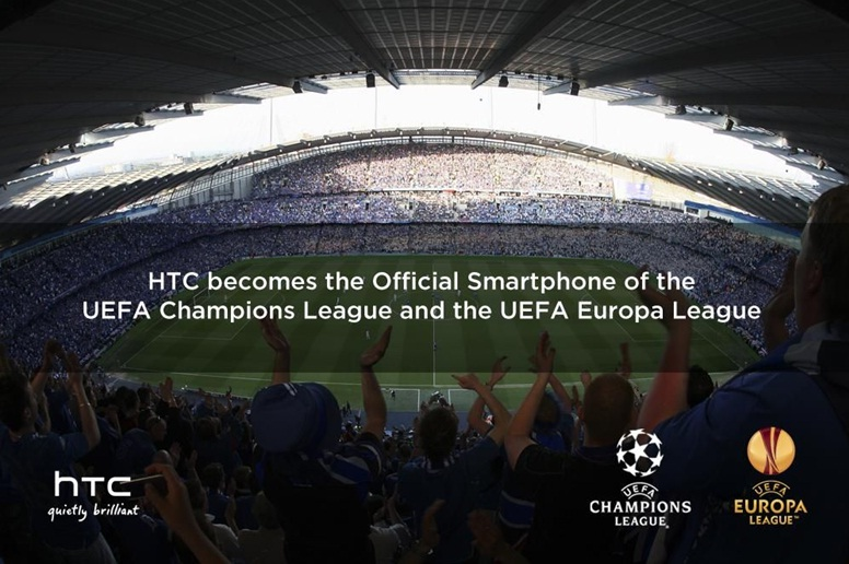 HTC partner s UEFA Champions League i UEFA Europa League