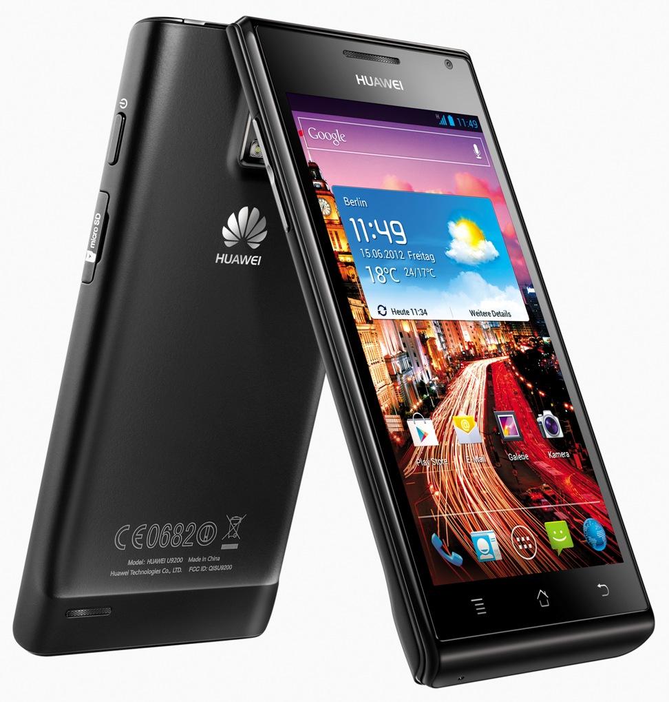 Huawei Ascend P1 u Hrvatskoj u kolovozu