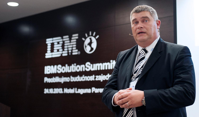 Završen IBM Solution Summit 2013