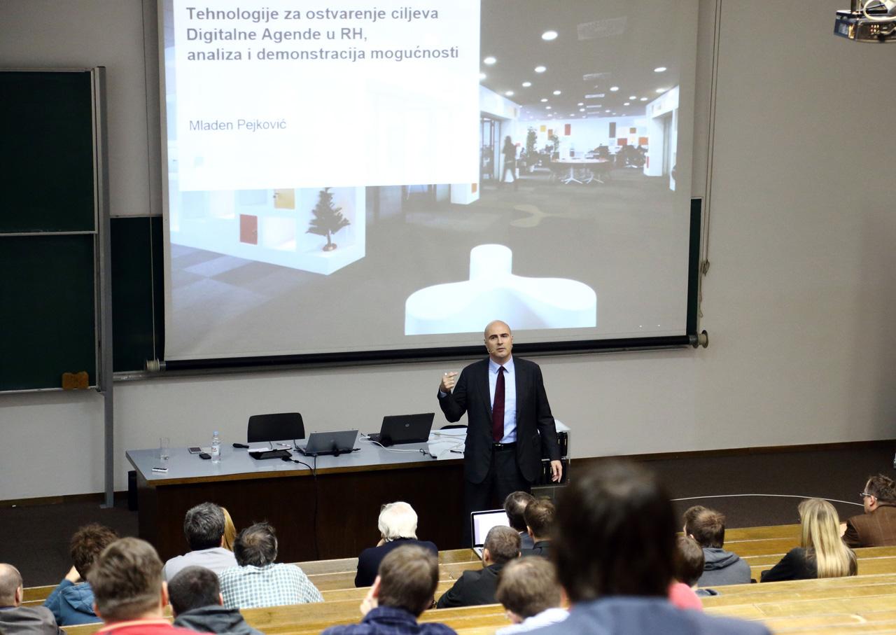 Vipnet na zagrebačkom FER-u uspješno demonstrirao tehnologije za postizanje Digitalne agende