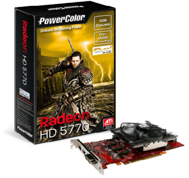 PowerColor PLAY! HD5770