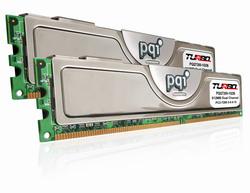 PQI DDR2 memorija na 900MHz.
