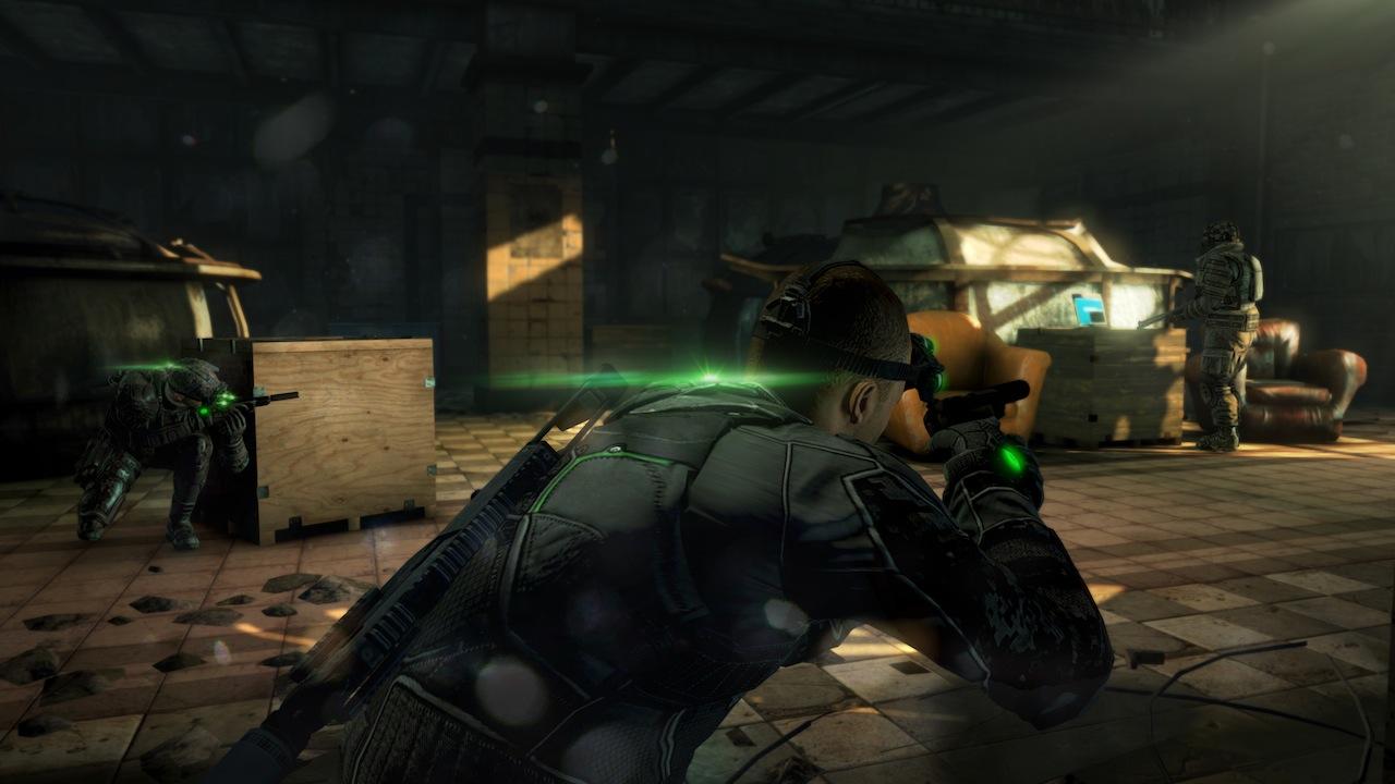 Splinter Cell Blacklist uz GeForce kartice