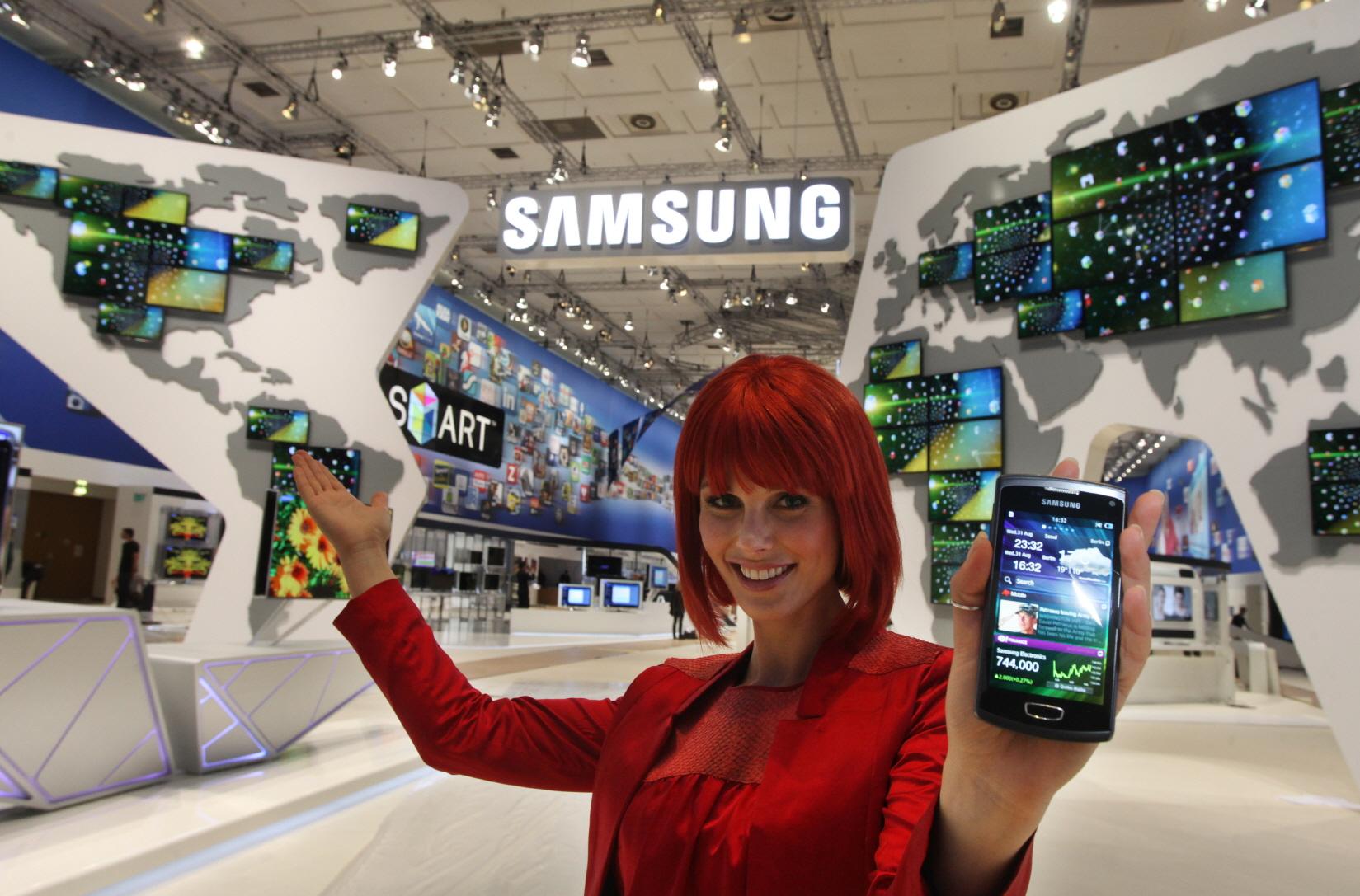 Samsung na sajmu IFA 2011
