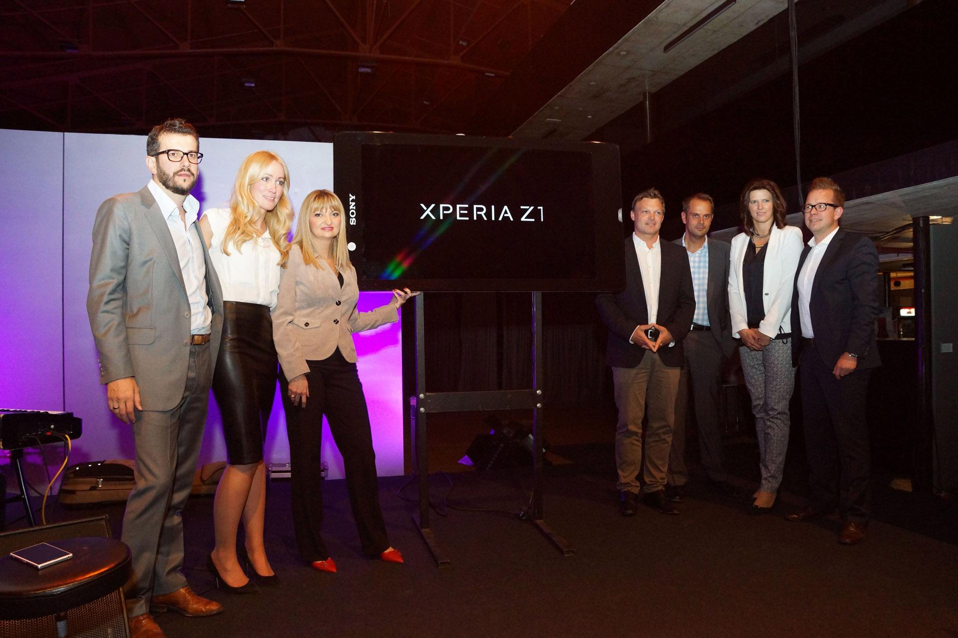 Sony  Xperia Z1 je stigao u Hrvatsku