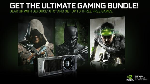 Nvidia spustila cijene GTX780 i 770 kartica, i najavila cijene za GTX780 Ti
