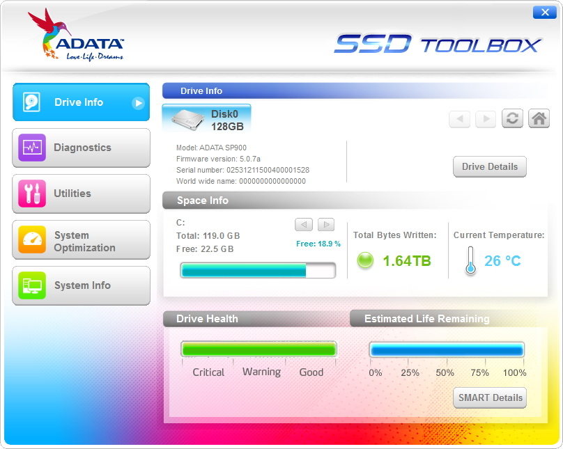 "ADATA Technology objavio ""SSD Toolbox"" softver"